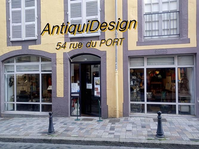 ANTIQUIDESIGN & ANTIQU'IDEES D'ALBAN