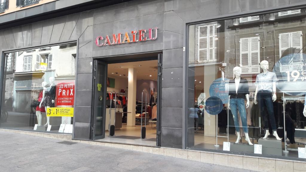 CAMAIEU (Rue des gras)