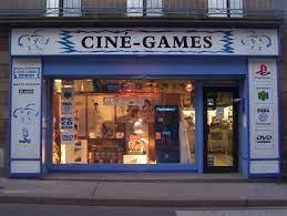 CINE GAMES