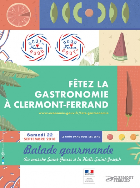 FÊTE DE LA GASTRONOMIE, 22 SEPTEMBRE