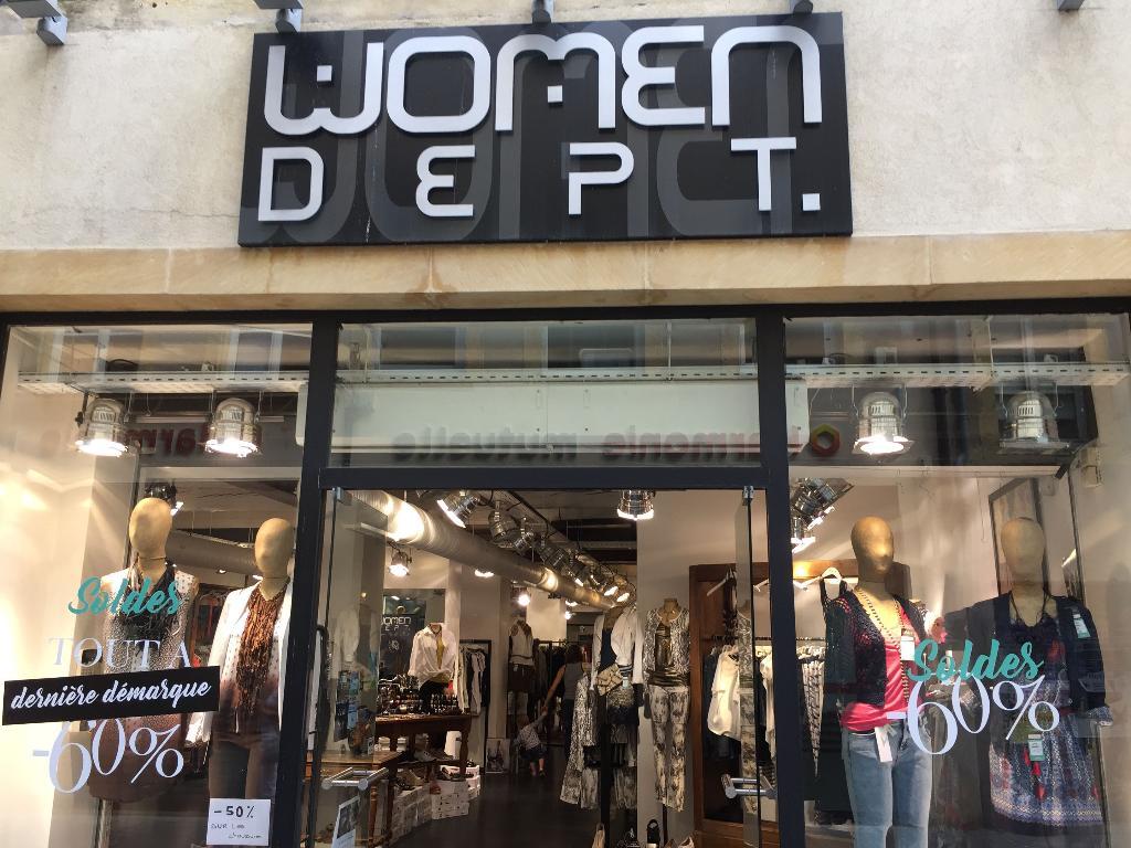 WOMEN DEPT