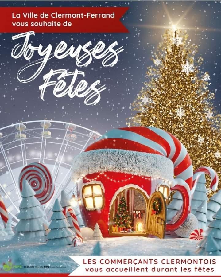 Noël à Clermont