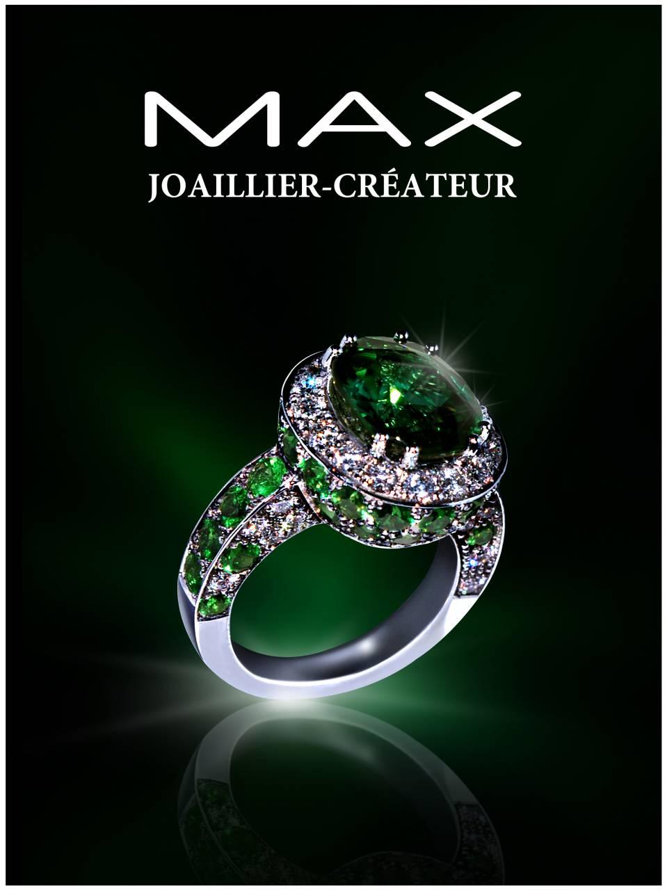 Logo MAX JOAILLIER