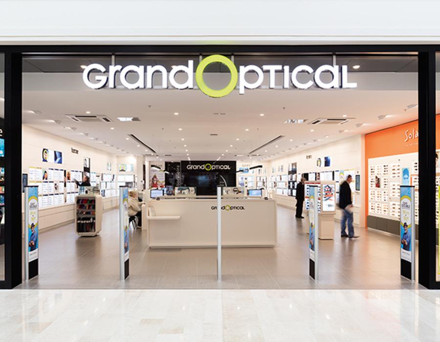 Logo GRAND OPTICAL DELILLE
