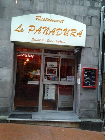 Logo LE PANADURA