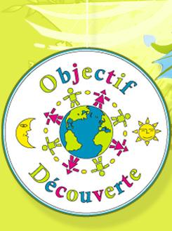 Logo OBJECTIF DECOUVERTE
